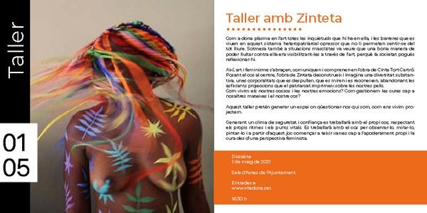 Taller amb Zinteta