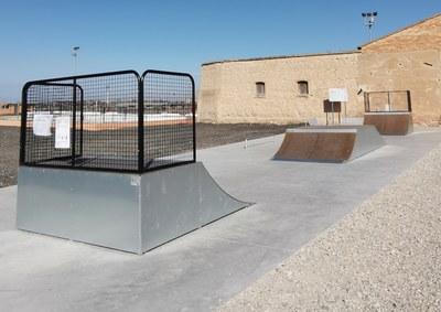 Fomentant la implicació del jovent en la gestió de la pista de skate