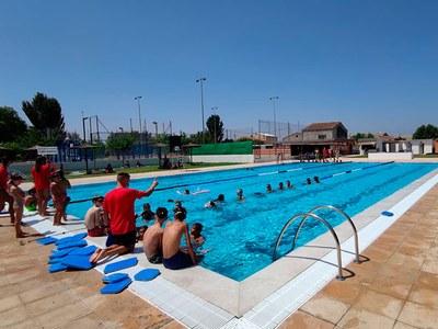 Punt final a les activitats aquàtiques organitzades