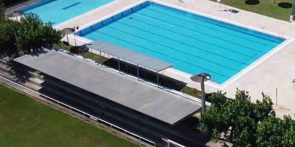 Tret de sortida a l'estiu amb l'obertura de les piscines municipals