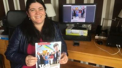 Vilanova de Bellpuig estrena revista amb un recull del seu dia a dia