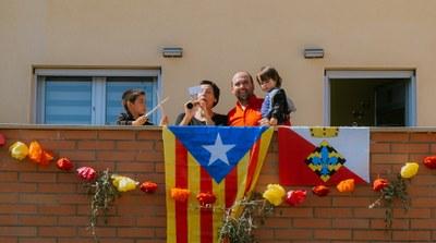 Vilanova de Bellpuig mostra la seva cohesió en una Setmana Santa excepcional