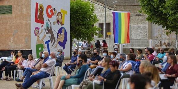 Vilanova defensa els drets del col·lectiu LGTBIQ+
