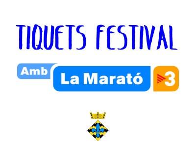 Tiquest Festival de la Marató de TV3